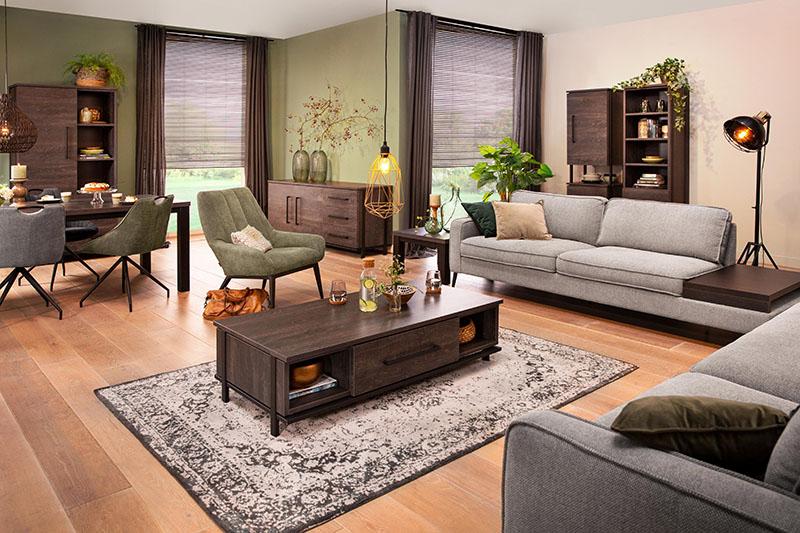 Helemaal hip: zwarte meubels!