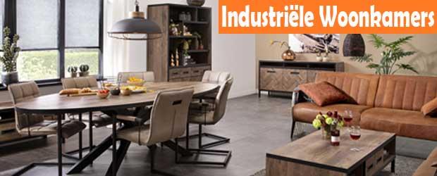 Industriele Woonkamers Maxum Megastore