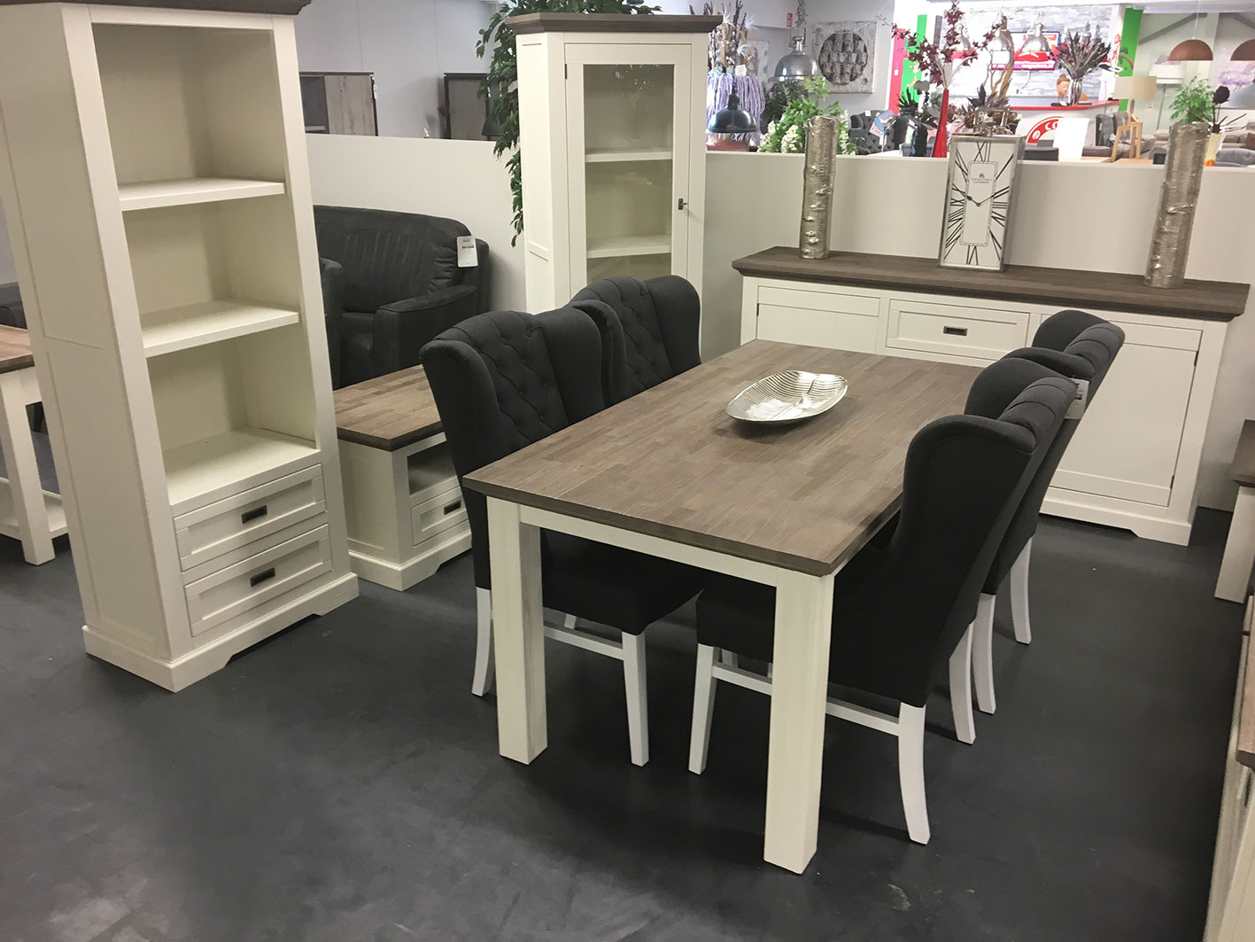 Complete woonkamers maxum megastore for Woonkamer inrichting compleet