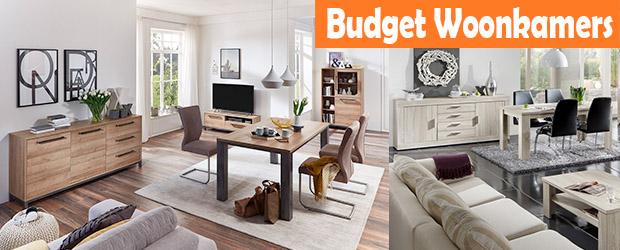 Budget Woonkamers - Maxum Megastore